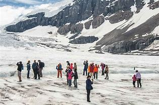 athabascagroupon glacier