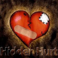 heart hidden hurt copy