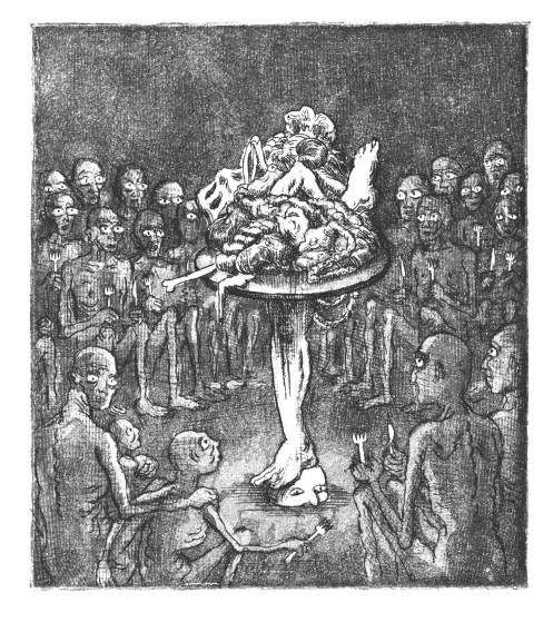 Patron Saint of Discerption, Stage 3