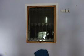 Weird window between rooms