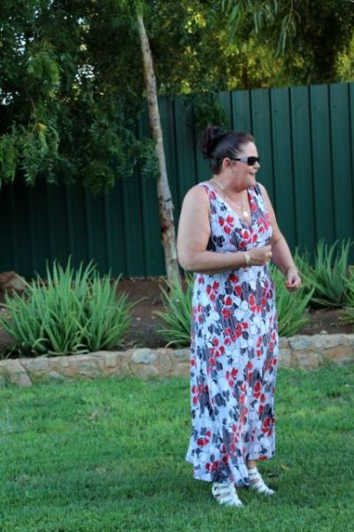 Maxi Dress No 1 busted by neighbour
