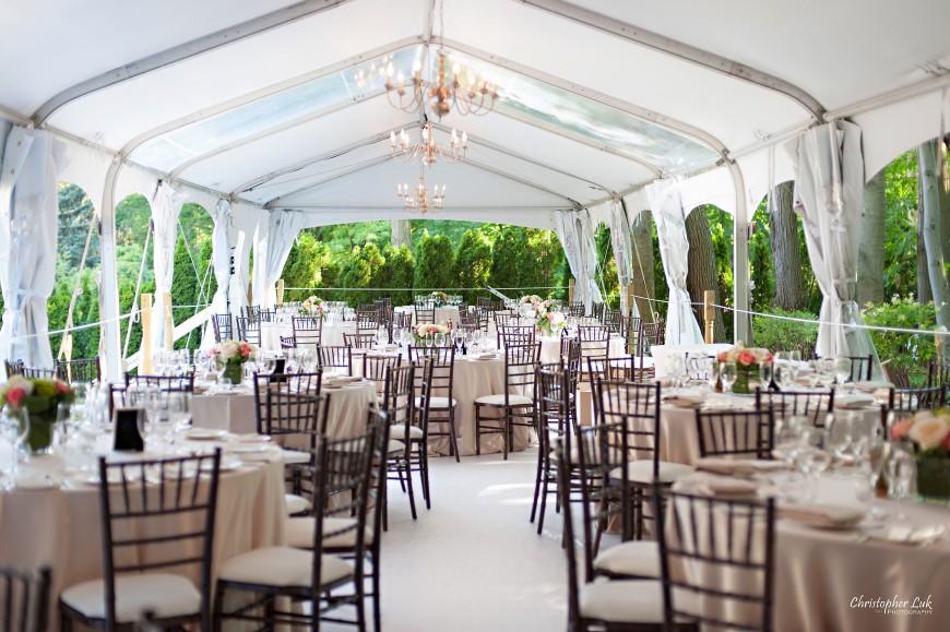 Toronto Residence Backyard Engagement Wedding Summer Party