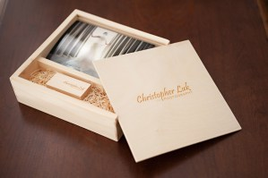 Christopher Luk 2014 - 4x6 Photo Print and Flash Drive Engraved Logo Maple Square Box Bundle Boutique Packaging Branding Kodak Endura Metallic Prints - Toronto Wedding and Event Photographer