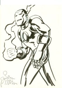Iron Man by Sean Phillips