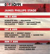 James Phillips Stage