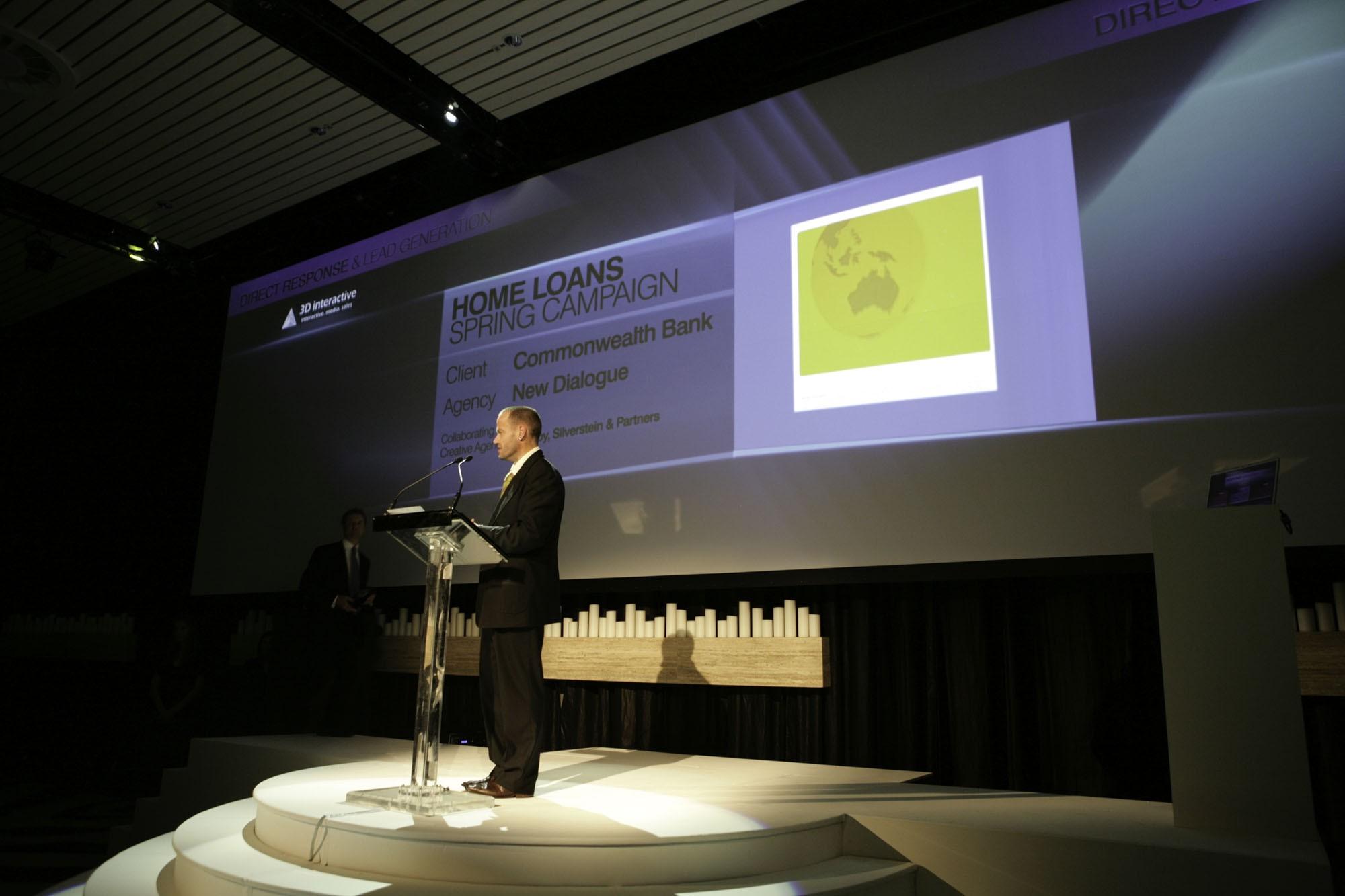 2009 IAB Award Direct Response and Lead Generation Finalist