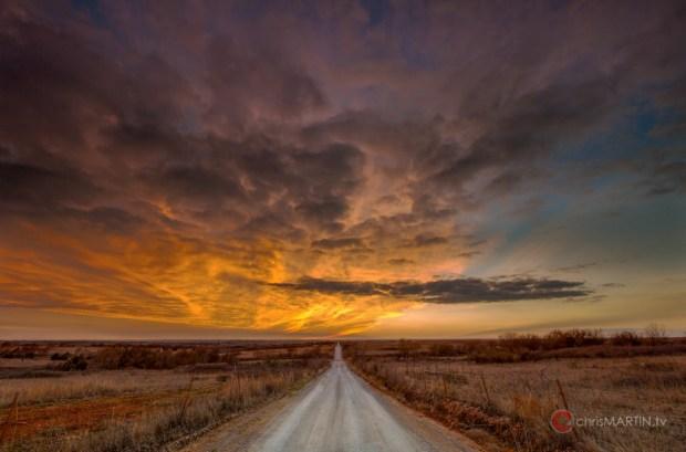 Middleberg Sunset