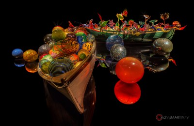 Ikebana & Float Boat, Dale Chihuly, Oklahoma City Museum of Art, Oklahoma City, OK