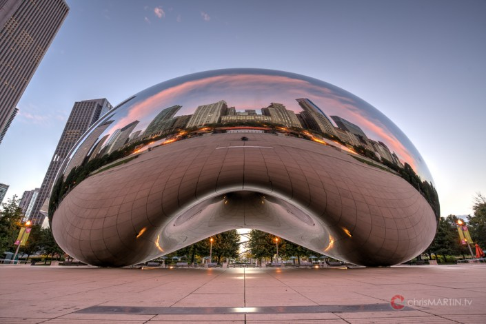 Cloud Gate, Millennium Park, Chicago, IL