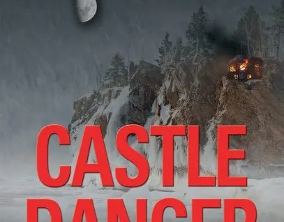 Monthly Newsletter says this is the last look at the old Castle Danger cover