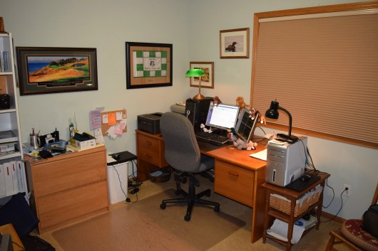 The Nerve Center of my Writing Empire