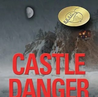Castle Danger original cover