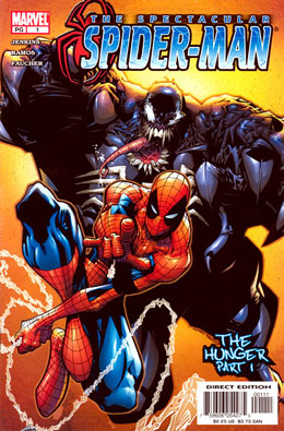 Spectacular Spider-Man #1: Colors by Edgar Delgado