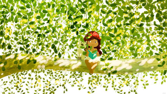 Up A Tree Pascal Campion