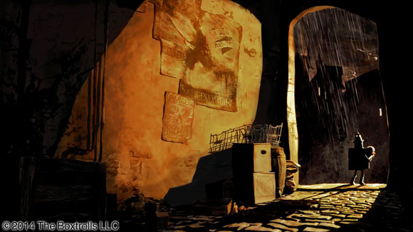 Concept Art by Jenn Ely for 'The BoxTrolls' :: Click to see the full gallery