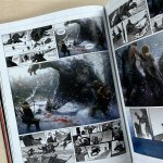 The Style Guide from 'God Of War' features comics created to help communicate the tone and intent of the story. Artists: Jose Cabrera and Joe Kennedy