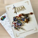 Book Covers: 'The Legend Of Zelda: Breath Of The Wild' - Creating A Champion & The Art Of 'Super Mario Odyssey.'