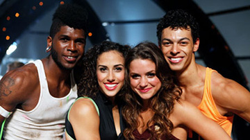 """The Season 9 Finalists on """"So You Think You Can Dance"""""""