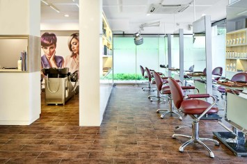 Interior Photography Tanglin Club Country Club Singapore Hair Salon 1080