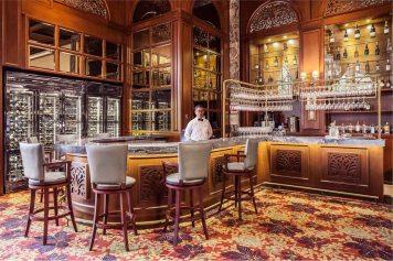 Interior Photography Tanglin Club Singapore Churchill Bar 1080