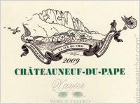 2009 Xavier Vignon Chateauneuf-Du-Pape