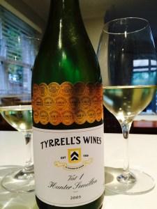 Tyrrell's Vat 1 Semillon