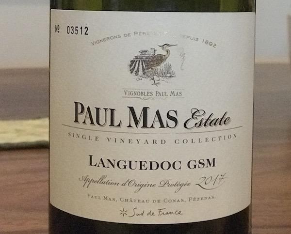 Paul Mas Languedoc GSM