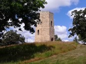 Water Tower Ruins