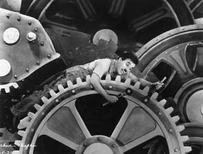 Chaplin critique of modernity
