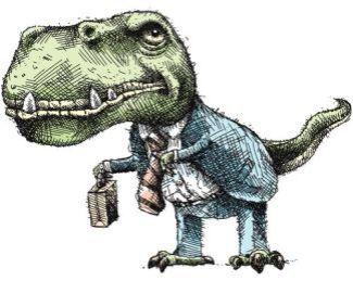 corporate dinosaur