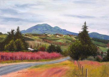 Michael Hodgkins - Near Dunedin