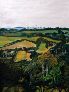 Sarah Smith Fantasy City - Waitakere to Auckland
