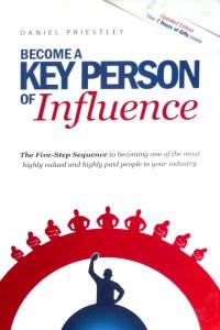 Key Person of Influence, Daniel Priestley