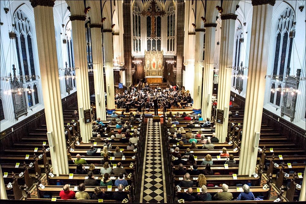 St Johns Church Edinburgh Promotion Work