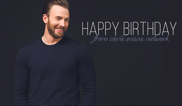 Happy Birthday Chris!