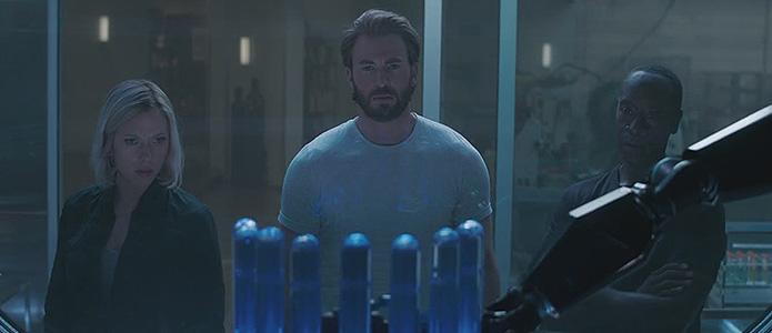 "Photos: ""Captain Marvel"" Screen Captures"