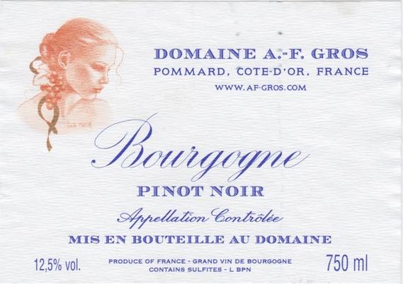 2009 Domaine A.-F. Gros Bourgogne