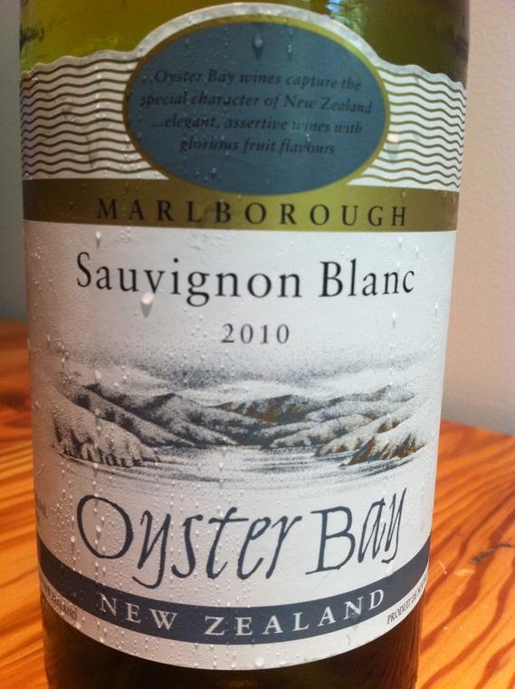 2010 Oyster Bay Sauvignon Blanc