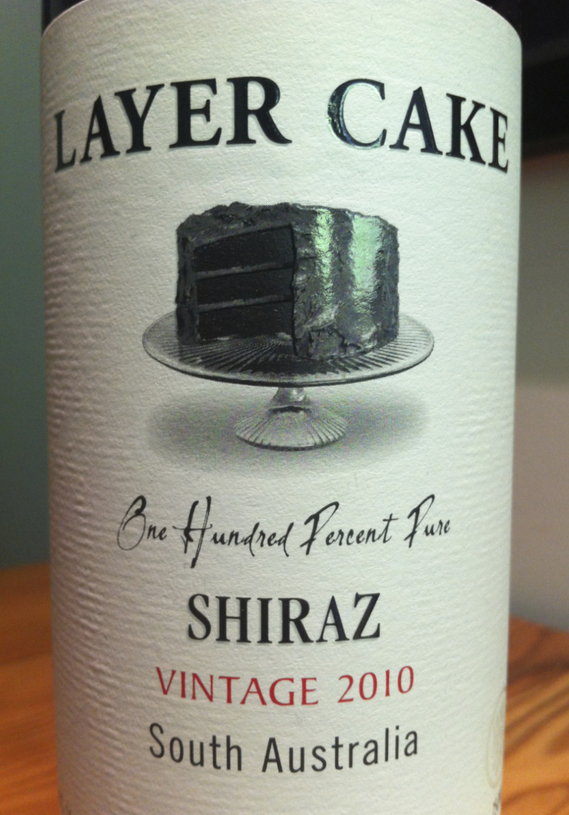 Layer Cake Shiraz 2010