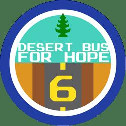 Desert Bus 6 logo
