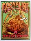 Moonalice poster by Chris Shaw