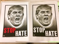 TrumpPoster-StopHate-ChrisShaw