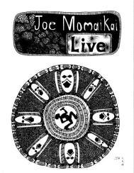 FOLIO piece 1 from Winter Residency 14 - 15. Joe Moma.