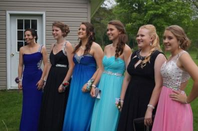 The ladies.