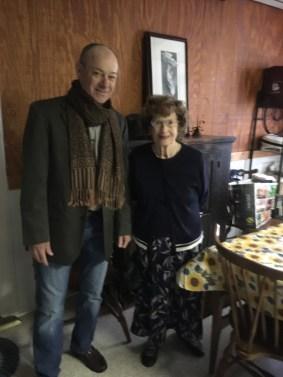 Chris and Mom Pollock
