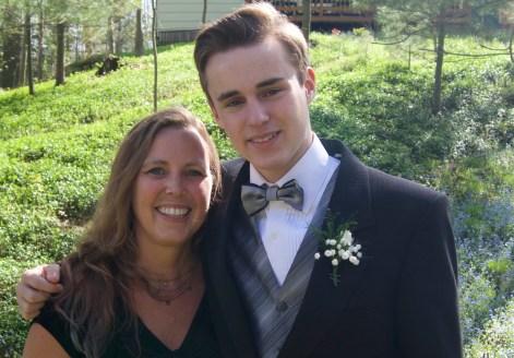 Prom a few years ago