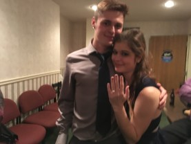 Zeb and Bri get engaged.