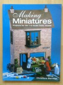 My first book, published by The Guild of Master Craftsmen