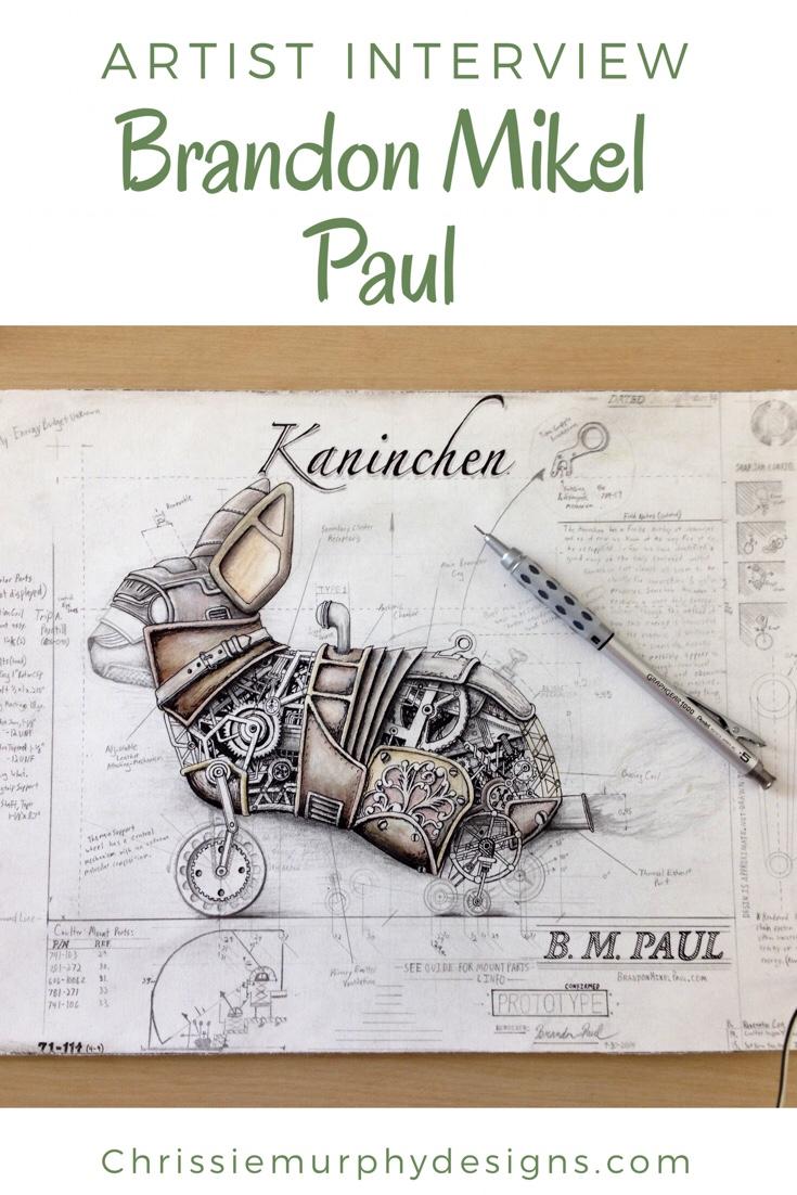 Artist-Interview-Brandon-Mikel-Paul-BrandonMikelPaul