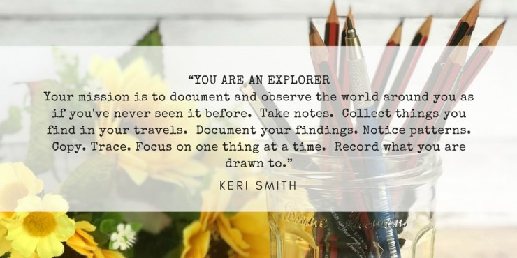 Quote by Keri Smith